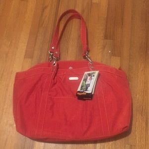 2 pc Baggallini matching new travel bags!